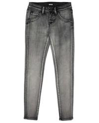 Girls Hudson Kids Collin Faded Skinny Jeans