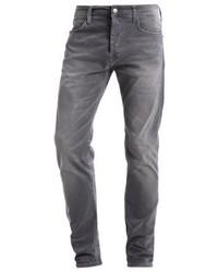 Carhartt WIP Klondike Grenada Straight Leg Jeans Grey Gravel Washed