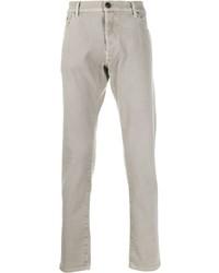 Jacob Cohen Mid Rise Regular Fit Jeans