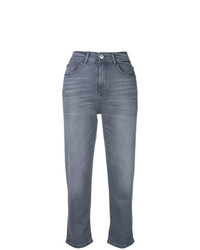 Haikure Straight Cropped Jeans