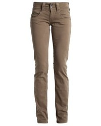 Venus straight leg jeans khaki green medium 3898373