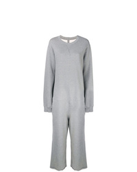 MM6 MAISON MARGIELA Jersey Sweatshirt Jumpsuit