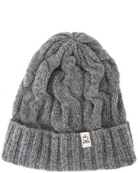 Inverallan Cable Knit Beanie Hat