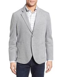 Brooks Brothers Regular Fit Oxford Knit Blazer