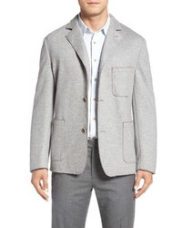 Flynt new fit laser cut knit sport coat medium 1138455
