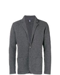 Eleventy Textured Knit Cardigan