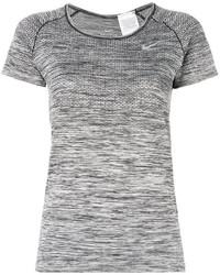 Nike Flyknit Short Sleeve Top