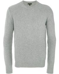 Shoulder knit detail jumper medium 5238518