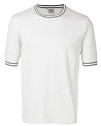 Eleventy Knitted Round Neck T Shirt