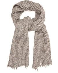 Ampere ribbed knit scarf medium 781506