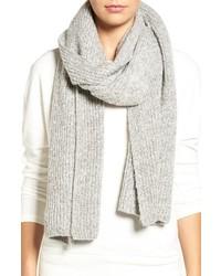 Caslon rib knit scarf medium 817517