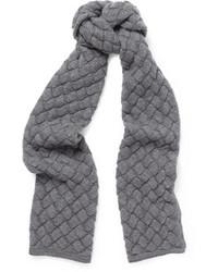 Intrecciato wool scarf medium 97015