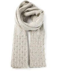 Missoni Textured Knit Scarf