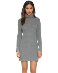 525 America Cotton Shaker Sweater Dress