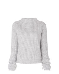Anine Bing Emilie Funnel Neck Sweater
