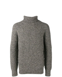 Drumohr Knitted Roll Neck Jumper