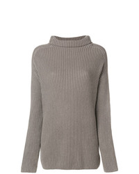 Iris von Arnim Roll Neck Jumper