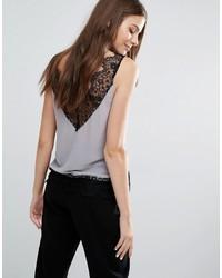 5025943662 ... Sisley Sleeveless Lace Top