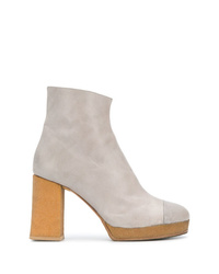Chalayan Platform Ankle Boots