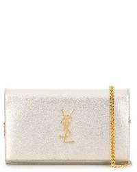 Saint Laurent Classic Monogram Shoulder Bag