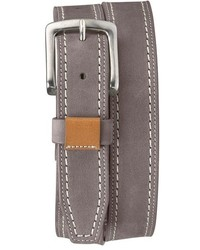Trask Alpine Nubuck Leather Belt