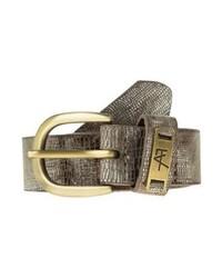 Anna Field Belt Grey Melange