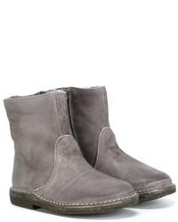 Pépé Pp Rabbit Fur Lined Boots