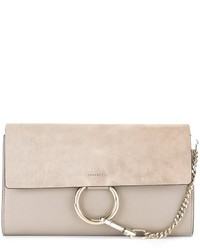 Chloé Faye Clutch Bag