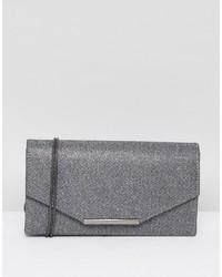Miss KG Glitter Envelope Clutch