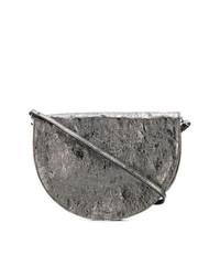 Zilla Metallic Clutch Bag