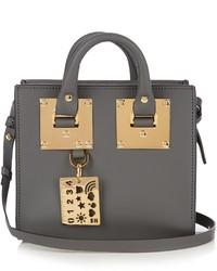 Mini albion box leather cross body bag medium 959843