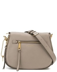 0cc0c872fd8287 Women s Grey Leather Crossbody Bags by Marc Jacobs   Women s Fashion