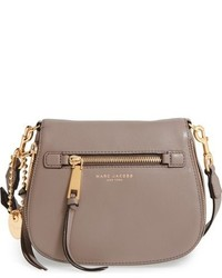 161c2672899d ... Marc Jacobs Small Recruit Pebbled Leather Crossbody Bag