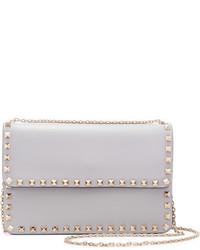 c1fe14a46b Women s Grey Leather Crossbody Bags from NET-A-PORTER.COM
