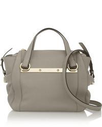 Bridget mini textured leather shoulder bag medium 20153