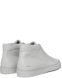 a55ce564c18 Common Projects Original Achilles Leather High Top Sneakers, £341 ...