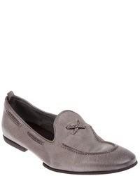 Raparo Stitch Detail Loafer