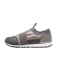 Anna Field Slip Ons Dark Grey