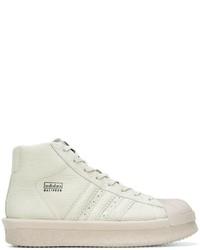 adidas X Rick Owens Mastodon Pro Sneakers