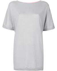 Salvatore Ferragamo Oversized T Shirt