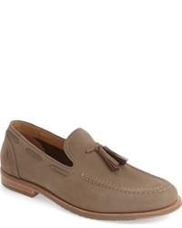 Leather tassel loafer medium 729985
