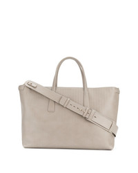 Zanellato Textured Tote Bag