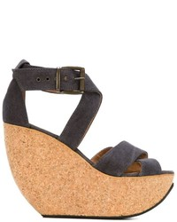 Mini Market Minimarket Wati Wedge Sandals