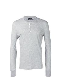 Tom Ford Long Sleeved T Shirt