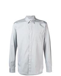 Comme Des Garçons Shirt Boys Cdg Logo Shirt