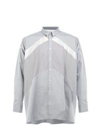 Contrast panel shirt medium 7161905