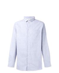 Natural Selection Long Pocket Plain Shirt