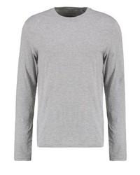 Long sleeved top grey medium 4161799