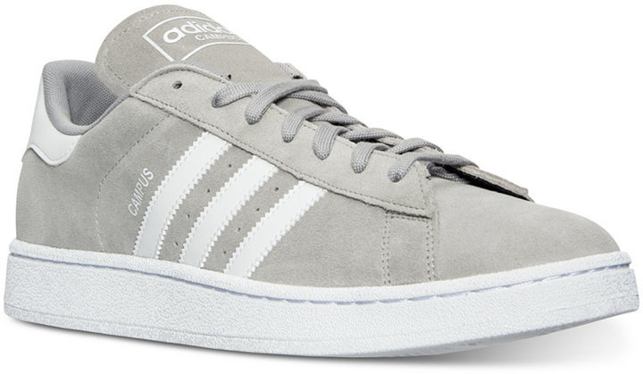 fc6dbe413b ... adidas Campus Suede Casual Sneakers From Finish Line