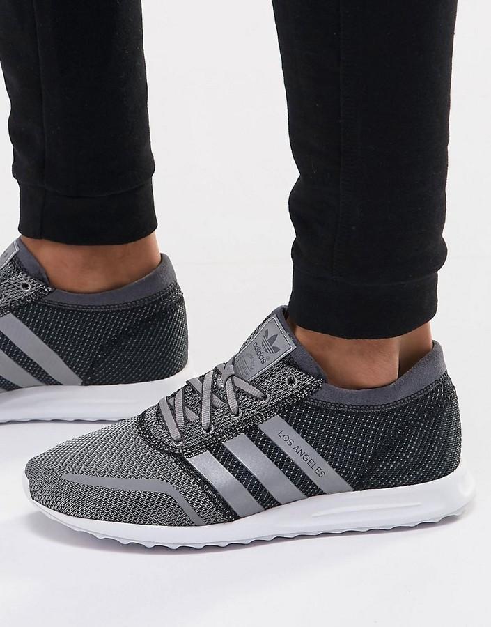 design intemporel 41c1d cb7da £68, adidas Originals Los Angeles Sneakers S42020
